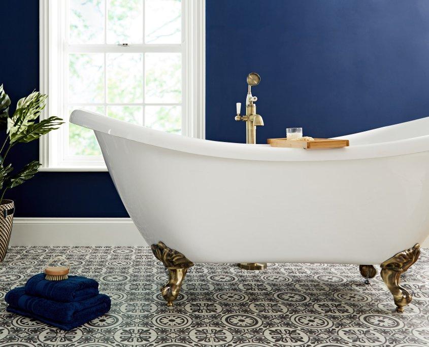 Milano Traditional Bathroom Suite