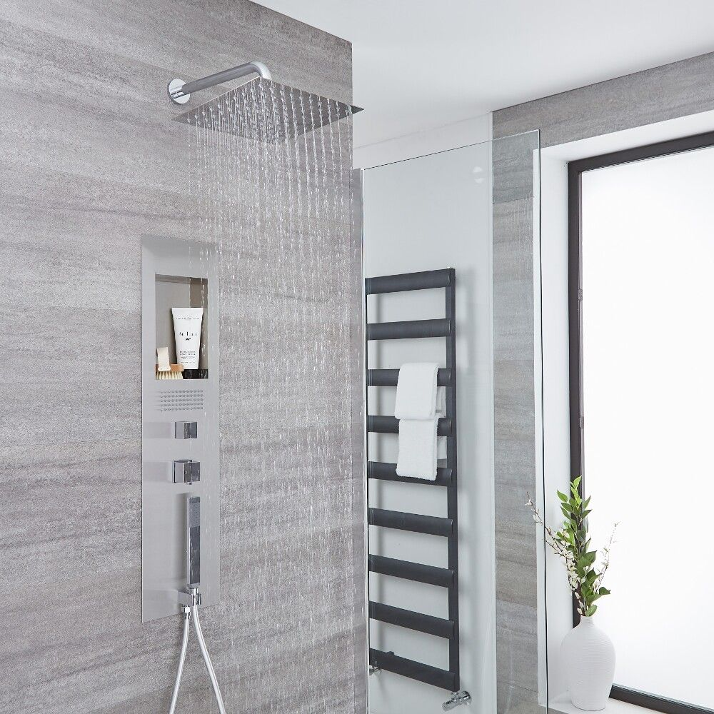 Concealed & Exposed Shower Collection