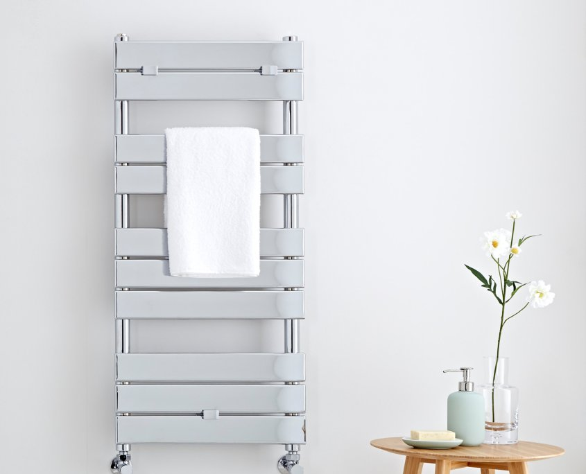 Milano Lustro - Heated Towel Rail